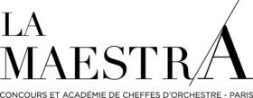 Logo La Maestra