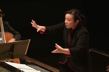 Paris Mozart Ochestra, Direction Rebecca Tong, Philharmonie de Paris