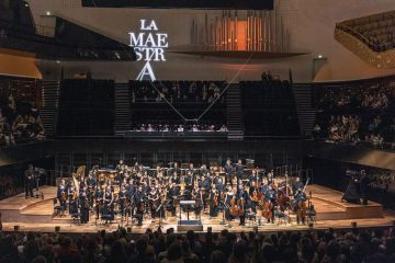 Final of the Maestra competition. The Maestra, 1st edition of the International Conductors Competition.  Twelve candidates conduct the Paris Mozart Orchestra during the semifinals and finals of the competition which takes place from 14 to 18 September 2020 at the Philharmonie de Paris. Paris, September 18, 2020. Final du concours de la Maestra. La Maestra,1ere edition du Concours International de Cheffes d Orchestre. Douze candidates dirigent l orchestre du Paris Mozart Orchestra durant les demies-finales et finales du concours qui se tient du 14 au 18 Septembre 2020 a la Philharmonie de Paris. Paris, le 18 septembre 2020.
