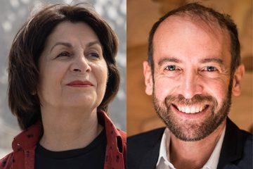 Claire Gibault et Emmanuel Hondré